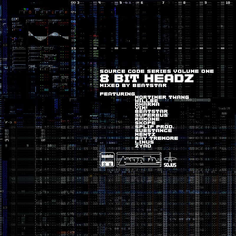 VA 8 bit headz mixed by beatstar