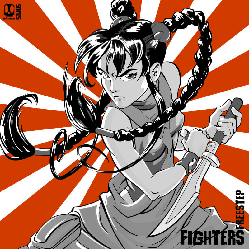 FreeStep / Fighters EP