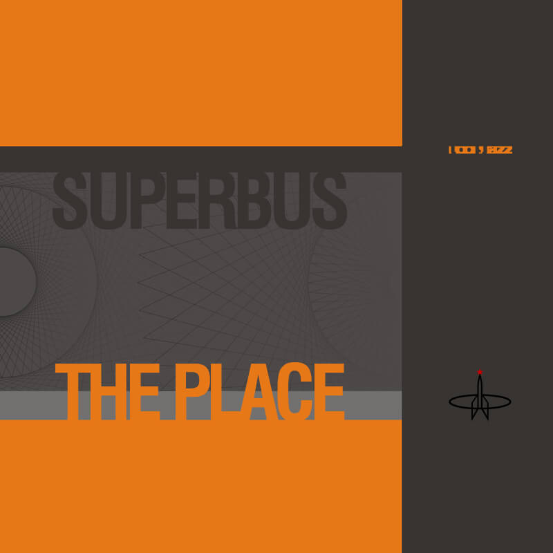 Superbus / The Place EP